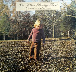 Allman Brothers Band   Brothers and sisters   1973