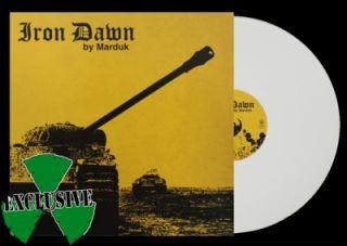 MARDUK, Iron dawn WHITE VINYL *NEU* Mini LP