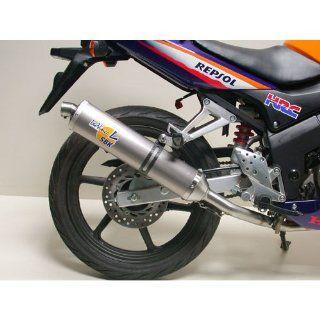 Auspuff LeoVince f. Honda CBR 125 R 1in1 Komplettanlage Factory Evo2