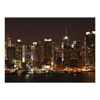New York City Skyline Announcement