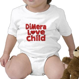 DiMera Love Child Baby Bodysuit