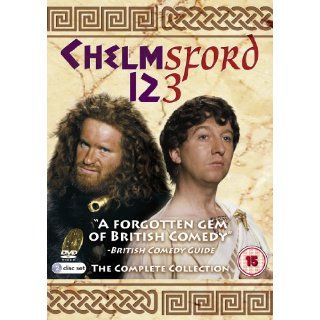 Chelmsford 123   Complete Series 1 & 2 2 DVDs UK Import
