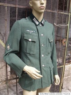 Gebirgsjäger Jacke M36 Feldbluse field jacket m36 mountain troops