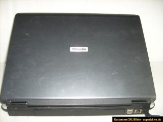 Toshiba Satellite A100 512 / 80 GB HD / 1 GB Ram / Wlan Top