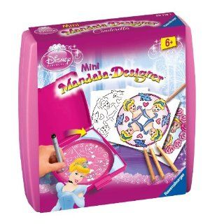 Ravensburger 29735   Disney Princess Cinderella   Mini Mandala