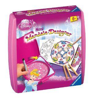 Ravensburger 29735   Disney Princess Cinderella   Mini Mandala