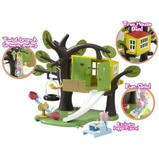 UK Import]Peppa Pig Treehouse Playset Spielzeug