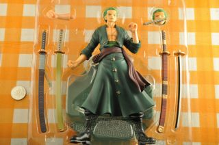 Anime (in 2 Jahre) Zoro Zorro Figuren Figur Set H 23cm 197