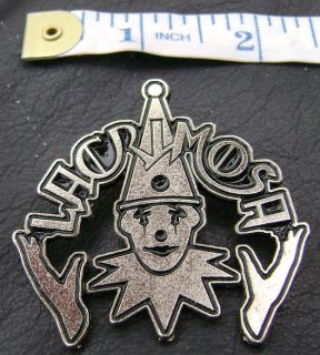 LACRIMOSA PIN BADGE ILLUMINATE SOPOR AETERNUS DAS ICH