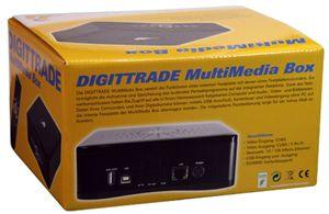Digittrade Externe MultiMedia Festplatte 1 TB SATA USB