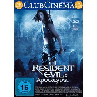 Resident Evil Apocalypse Milla Jovovich, Sienna Guillory
