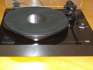 Sansui SR 222 MKV Spitzenklasse Schall Plattenspieler Turntable
