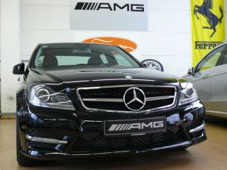 Mercedes Benz W204 S204 C Grill Kuehlergrill Grille AMG neue C63 look