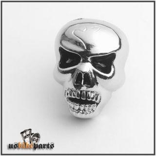 40 mm totenkopf skull kennzeichen schrauben artikelnummer 226 wir