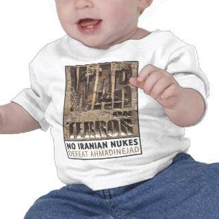 No Iranian Nukes Shirt