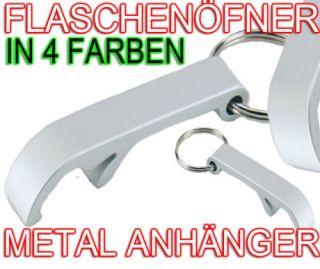 Flaschenöffner Öffner Schlüsselanhänger Anhänger Metal