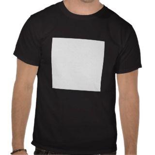 White Square tee shirt t shirt