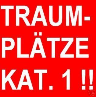 UNTERRANG Lady Gaga Köln 04.09.12 Block 215   Reihe 4 Preiskat 1