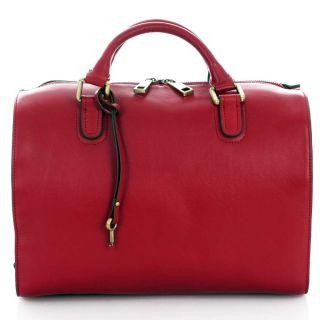 ROUVEN Bordeaux Rot AURA BOSTON Tote Bag Handtasche UVP699€
