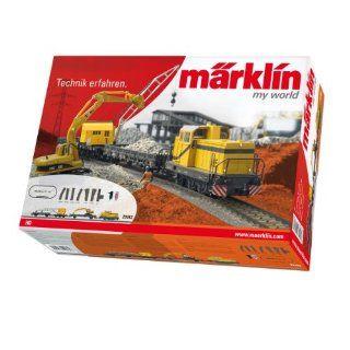 Märklin 29182   Digital Startpackung Baustelle Spielzeug