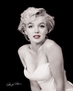 Marilyn Monroe   Red Lips Prints
