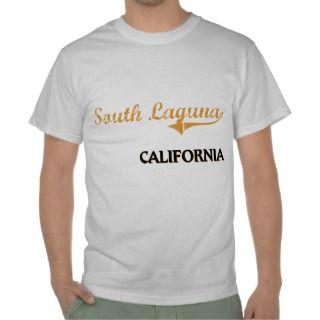 South Laguna California Classic T shirt