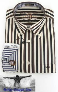 Paul & Shark YACHTING Hemd Shirt Neu New Größe 42 L West India
