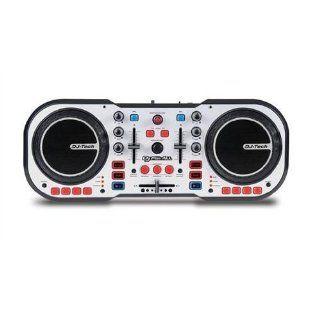 DJ Tech DJ For All USB DJ Controller inkl ext. Soundkarte, Kopfhörer