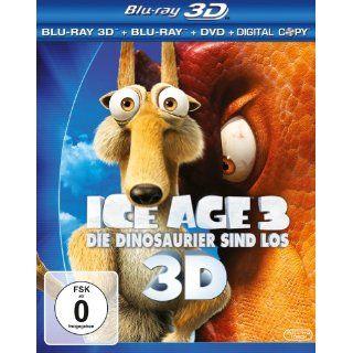Ice Age 3   Die Dinosaurier sind los + Blu ray + DVD + Digital Copy