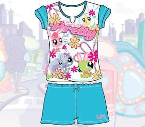 Pet Shop Shorty Set   T Shirt + Shorty   152 Bekleidung