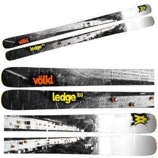 VÖLKL Ledge Freestyle Ski (109454) + Bindung M 11.0 Free
