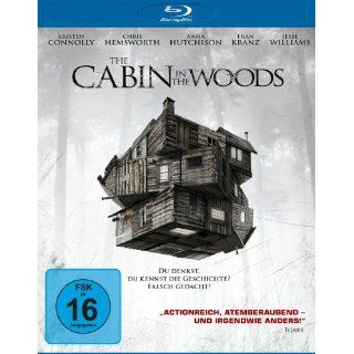The Cabin in the Woods [Blu ray]: Kristen Connolly, Chris