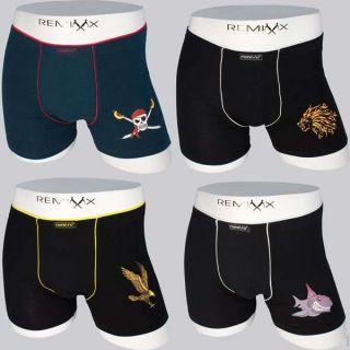Retro Boxershorts Shorts Pants Remixx BaumwolleGr. M L XL XXL 097