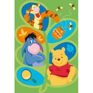 Disney Winnie Pooh Bär Baum Honig Teppich Kinder 115x168cm wd w 503 n