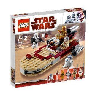 LEGO STAR WARS Lukes Landspeeder 163 teilig, ab 7 Jahren