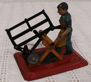 Dampfmaschinen Säge steam engine tools (X241)