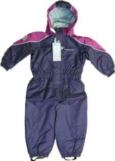 Color Kids.Ski Anzug, 101746 173, Waipa Overall, Purple Velvet