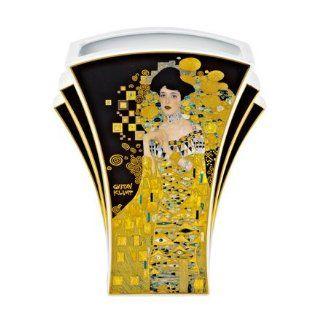 Goebel Gustav Klimt Adele Bloch Bauer   Vase Küche