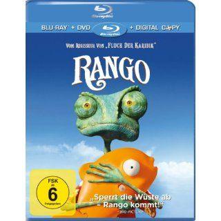 Rango (+ DVD + Digital Copy) [Blu ray] Gore Verbinski