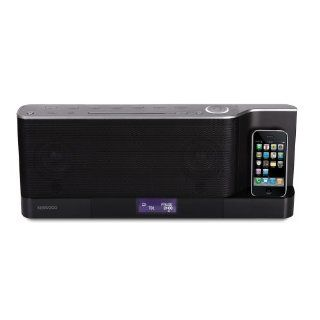 Kenwood CLX 70 B All In One Audio System (CD Player, Apple iPod/iPhone