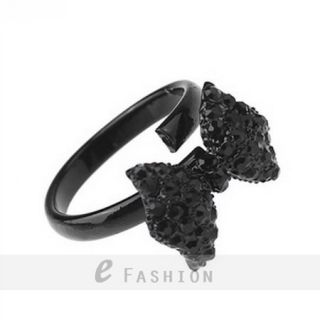Ring Schmetterling Knote Style Ringe Damen Fingerring NEU 102 0045