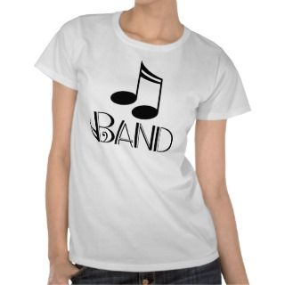 Marching Band Gift Tshirts