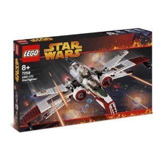 Lego Star Wars 7259   ARC 170   Starfighter Spielzeug