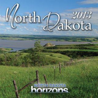 North Dakota Horizons   2013 Calendar Calendars