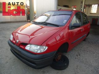 Renault Megane Scenic I BJ98 Widerstand Gebläse Lüfter 652873N/I