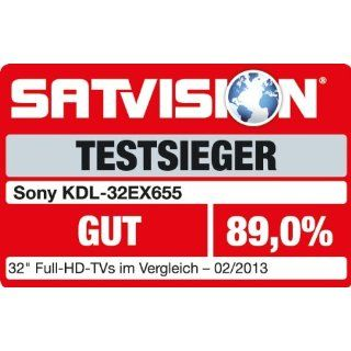 Sony Bravia KDL55HX855 140 cm (55 Zoll) 3D LED Backlight Fernseher