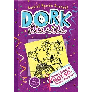 Dork Diaries 2: Tales from a Not So Popular Party Girl:
