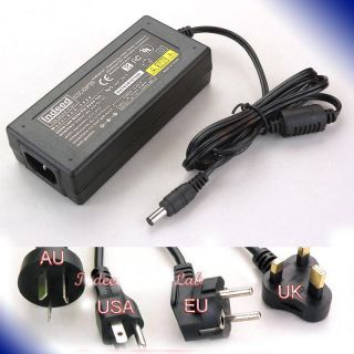 AC90 265V Adapter 12V 5A to Tripath T Amp + Power Cord