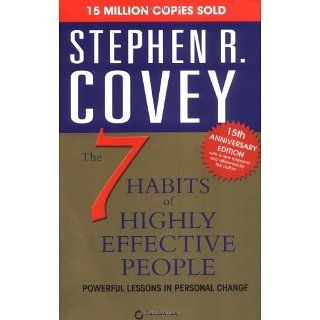 Habits Of Highly Effective People Powerful Lessons in Personal