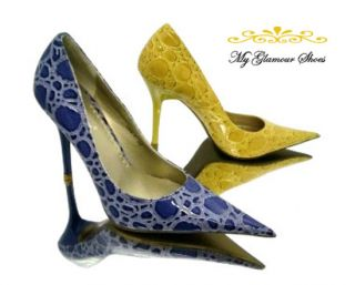 NEU♥ SEXY PUMPS DAMEN HIGH HEELS STILETTO ♥269 1♥